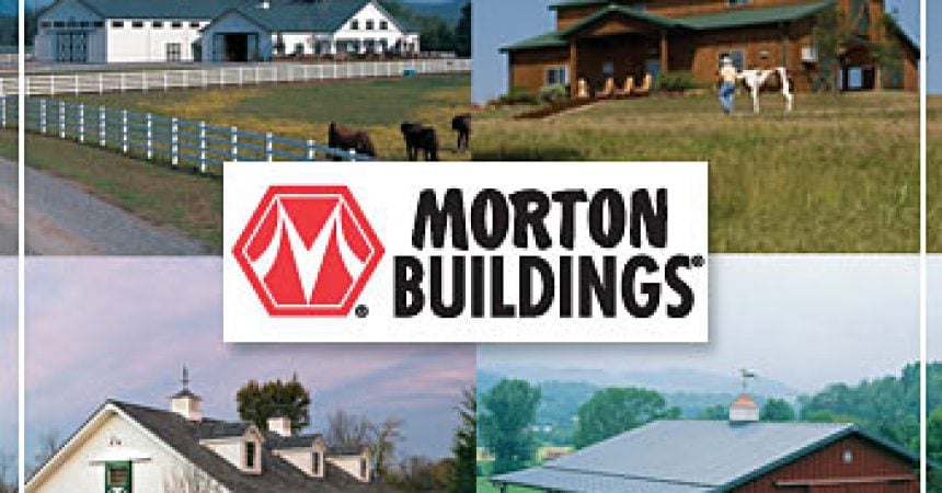 morton build metal residential it horse we barns can pole buildings