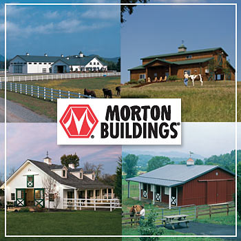Morton Buildings With Living Quarters Price Guide | Metal