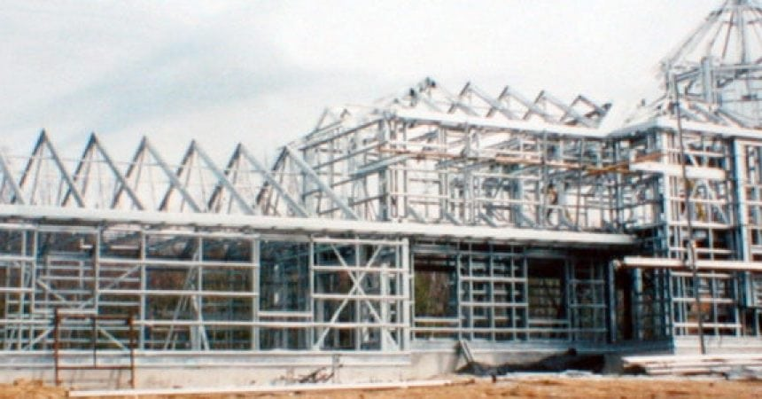 kodiak steel home