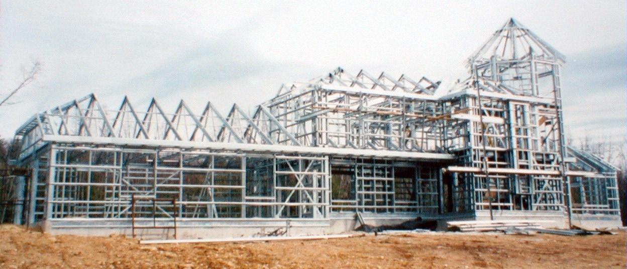 Kodiak Steel Homes