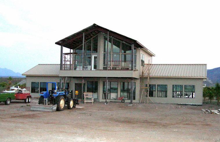 kodiak steel homes aspen