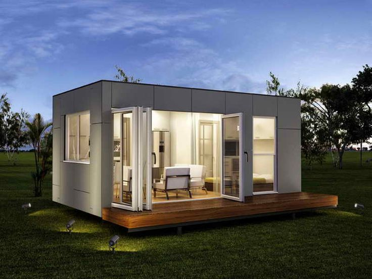 Our 3 favorite prefab shipping container home builders for Manufactured pool house