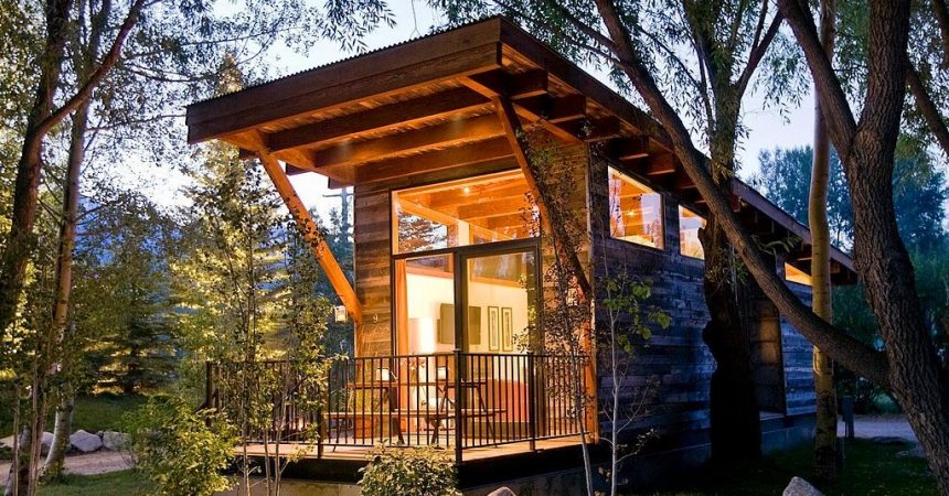 prefab shipping container homes - Tree House Plans Metal Crate