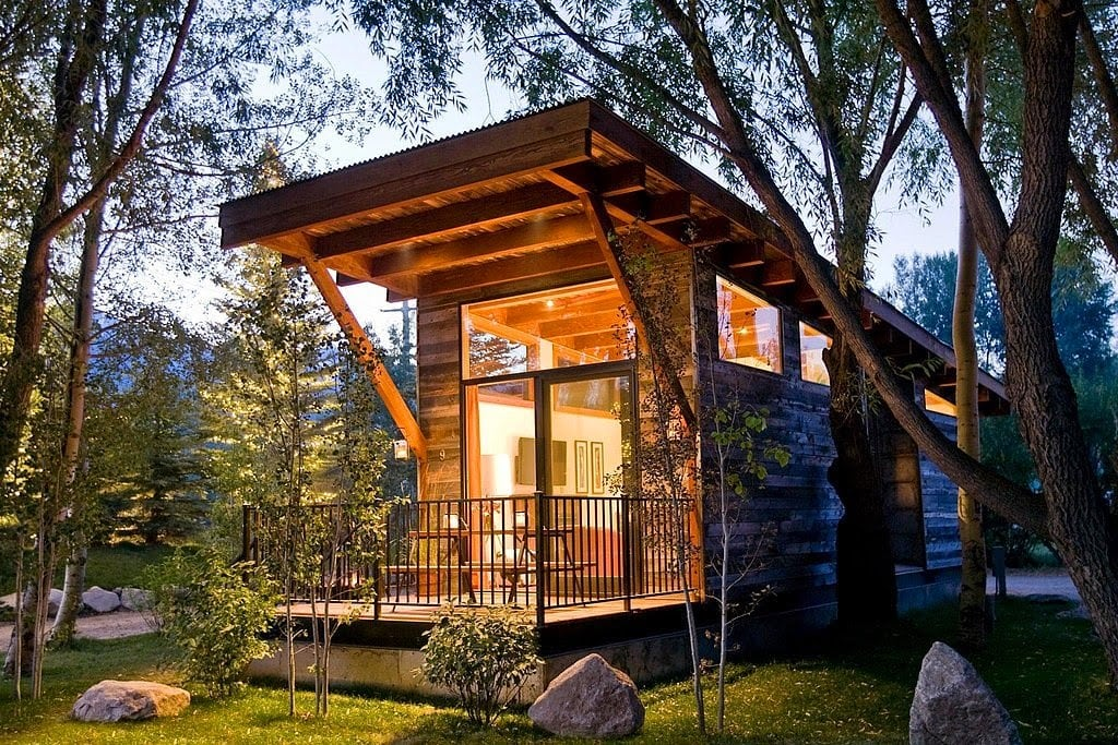 Shipping Container Cabin our 3 favorite (prefab) shipping container home builders