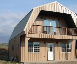 Morton buildings with living quarters price guide for 40x80 steel building