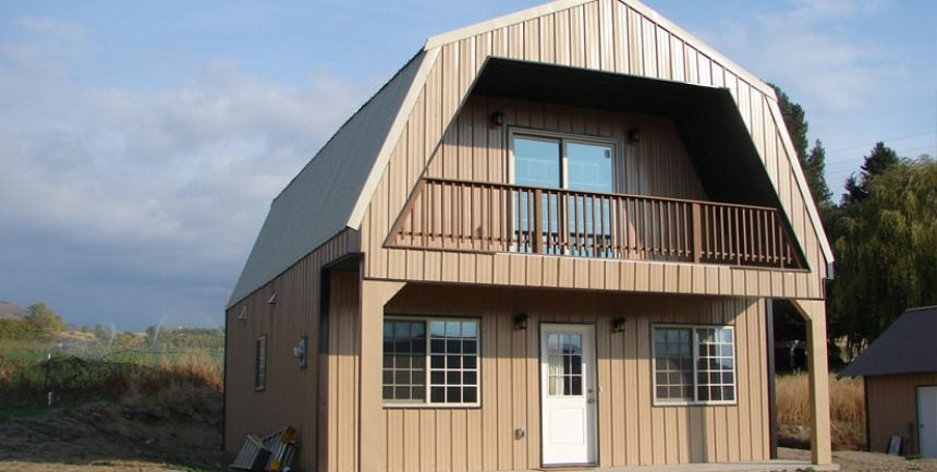 ameribuilt steel structures | metal building homes
