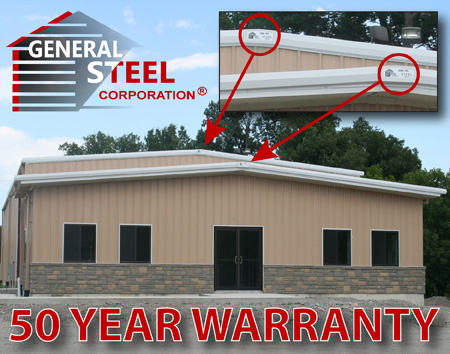 How much are general steel buildings metal building homes for 50x100 garage
