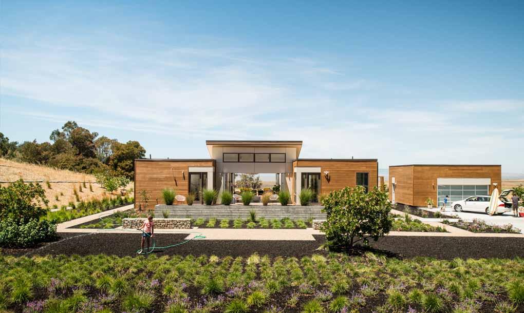 Blu Homes Breeze House
