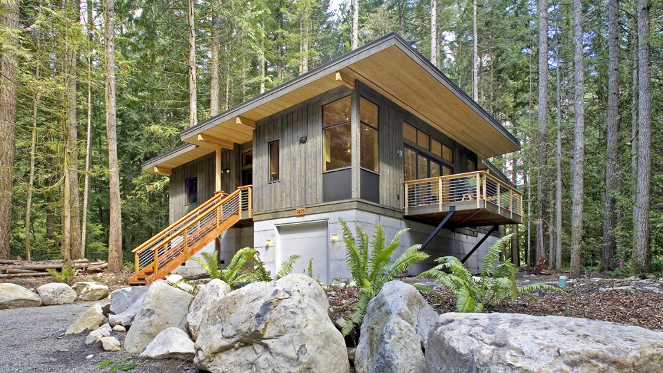 Method Homes Cabin Series