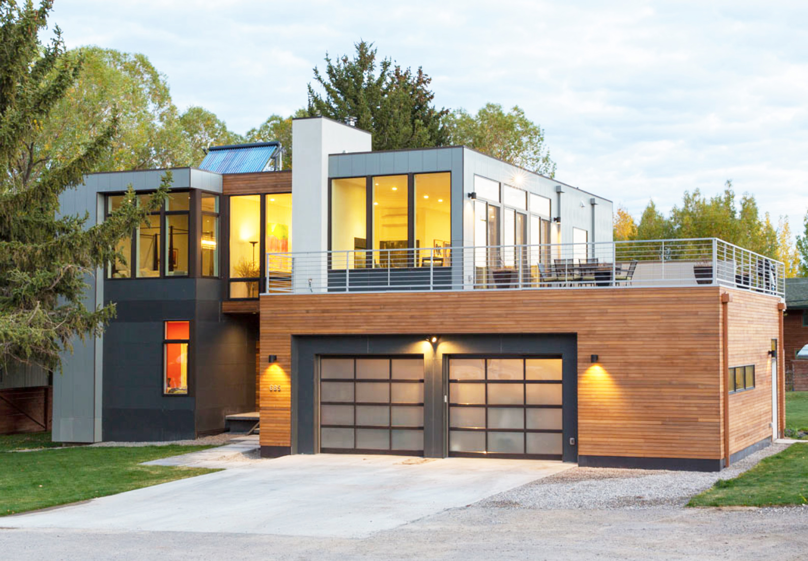 Method homes review metal building homes for Modern house construction