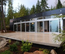Clever Homes By Toby Long Design Prefab Evolved Metal