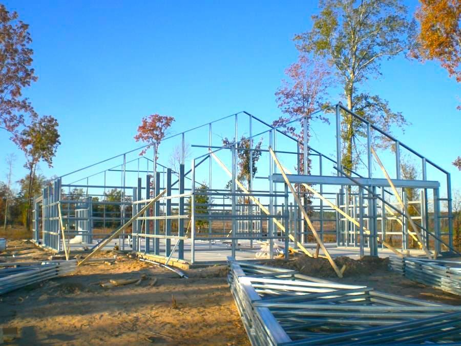 Lth Steel Structures Metal Building Homes