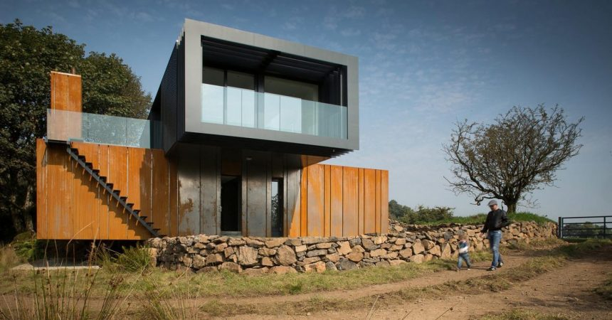 Best Shipping Container House 860x450