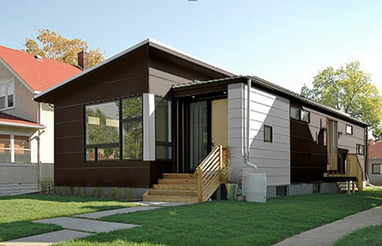 hive modular shipping container house