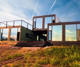 budgeting for a shipping container house