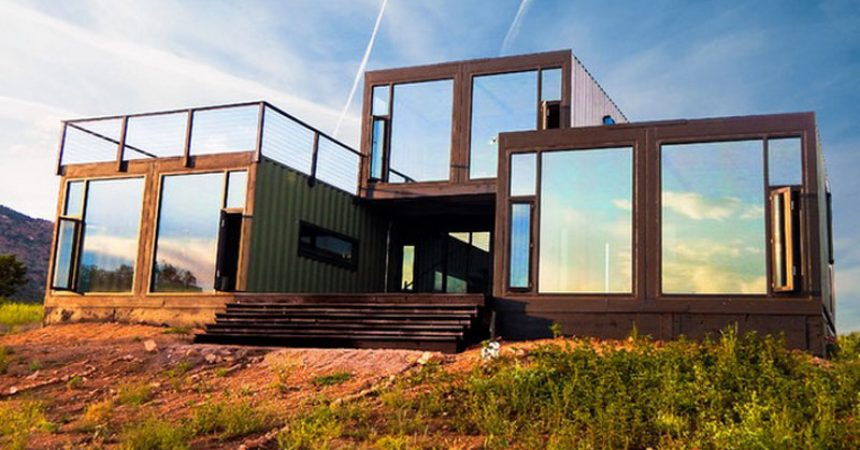 How much do shipping container homes cost - Homes made from shipping containers cost ...