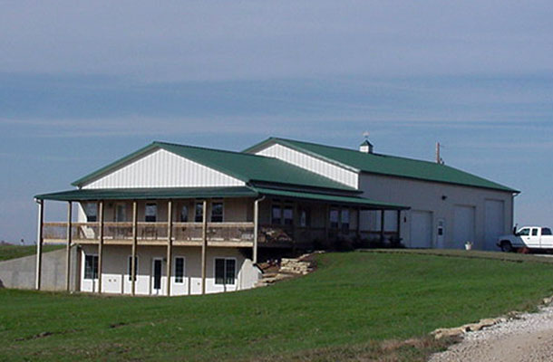 Lester Buildings Custom Metal Barns Builder