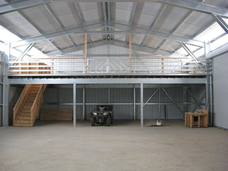 How To Build A Metal Workshop