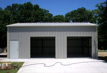 How To Build A Metal Workshop Metal Building Homes