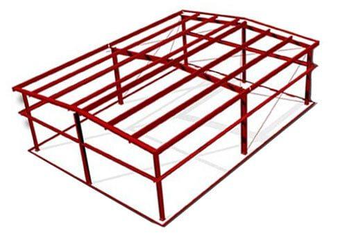 steel workshop kit