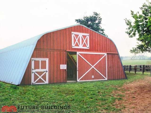 Future Steel Buildngs Barn Kit