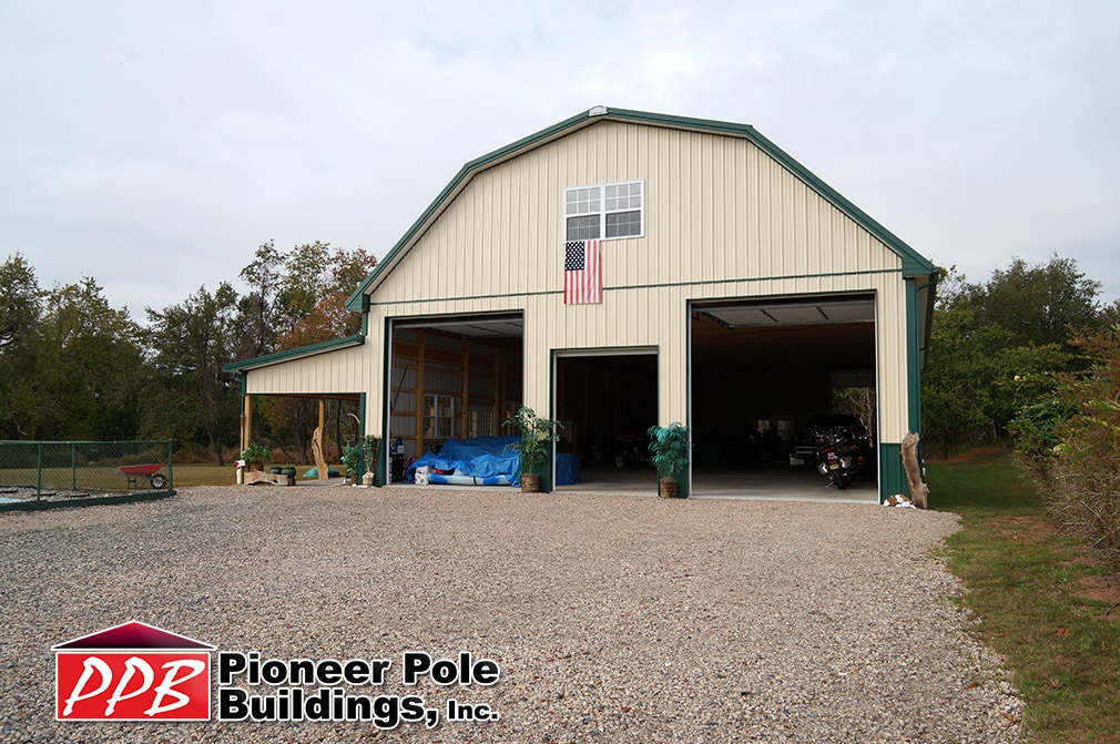 Pioneer Pole Buildings Metal Building Homes