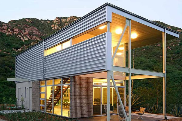 best industrial home designs