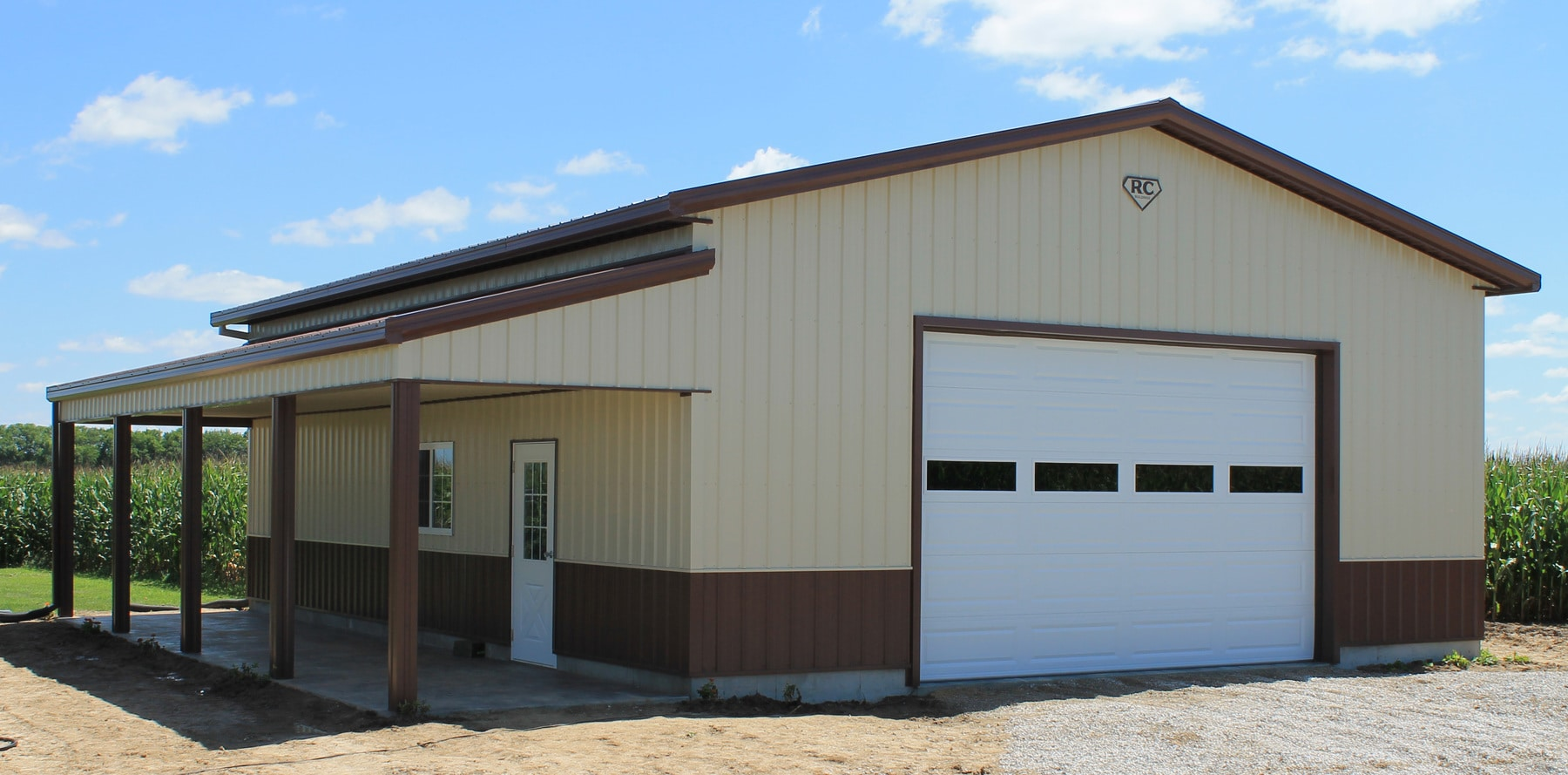 Common uses of 30x40 metal buildings metal building homes for Building a shop house