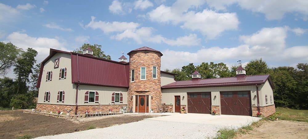 Pole Barns Metalbuildinghomes Org