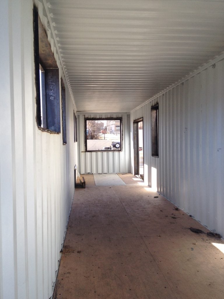 Rhino Cubed Container Homes Metal Building Homes
