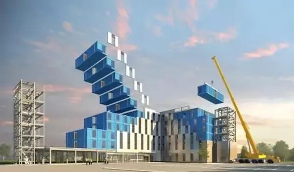 Modular Building Example