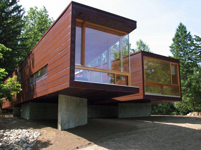 modular building cons
