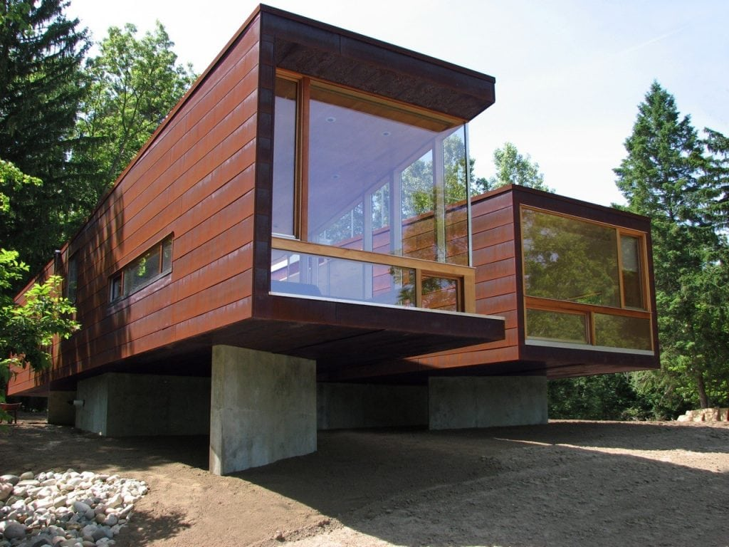 What is a Prefab Home? & Is There a Difference Between Modular and Prefab Homes? | Metal ...