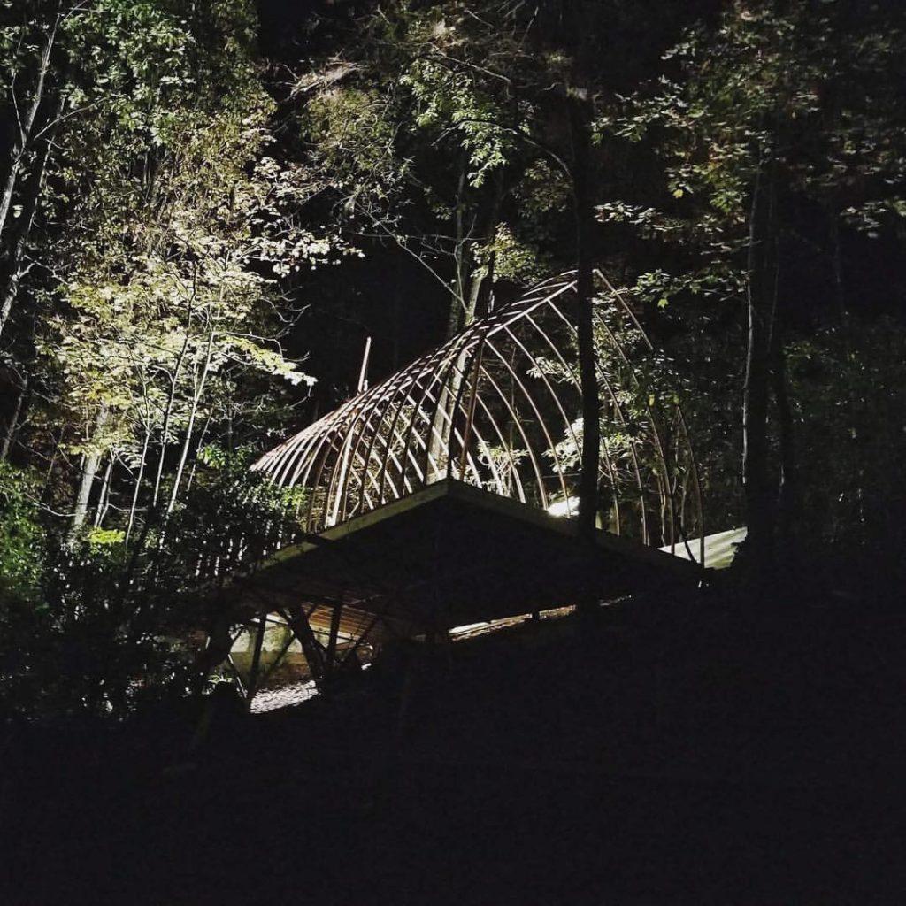 premade cabins