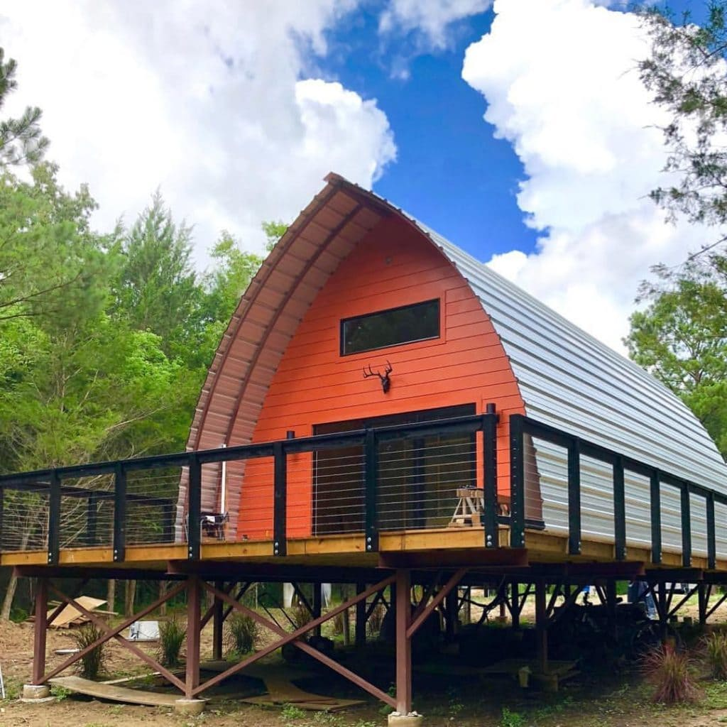 Maison En Kit Bois: Floor Plans & Prices (Metal Prefab Cabins
