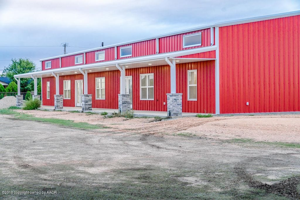amarillo tx barndominium for sale