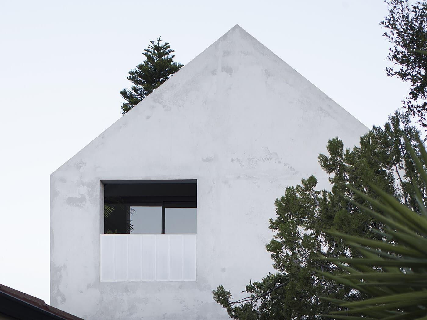 modern concrete homes