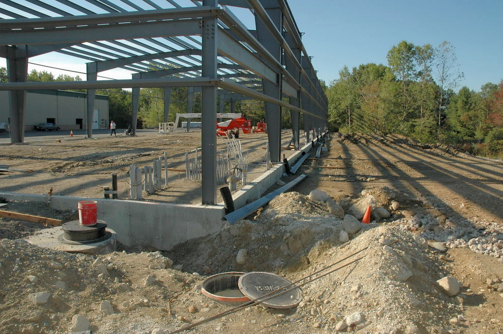 Types Of Foundations For Steel Buildings