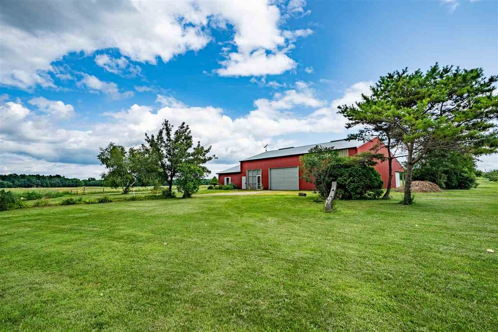 Wisconsin barndominium for sale