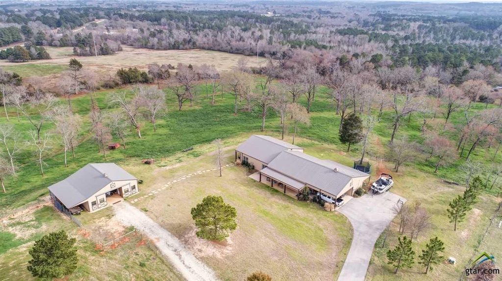 Bullard, TX barndominium for sale