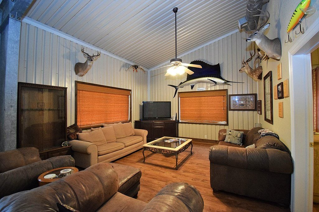 Port Lavaca Tx 1acre 1 500sqft 4bed 2bath Metal