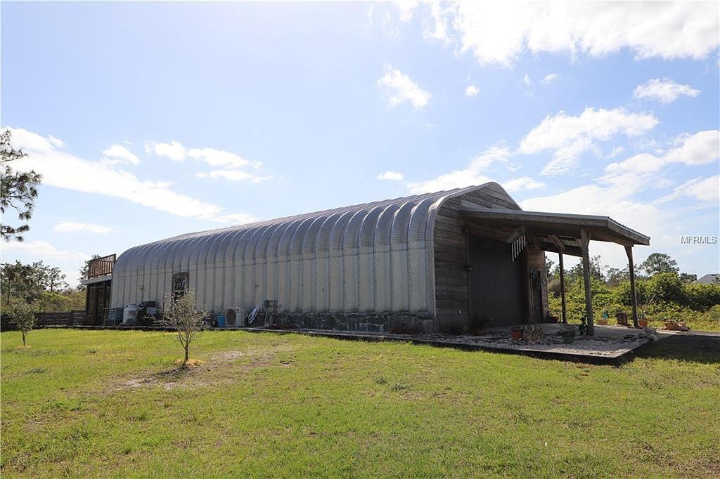Saint Cloud, FL Quonset Home 4.96acre 3bed 2 bath