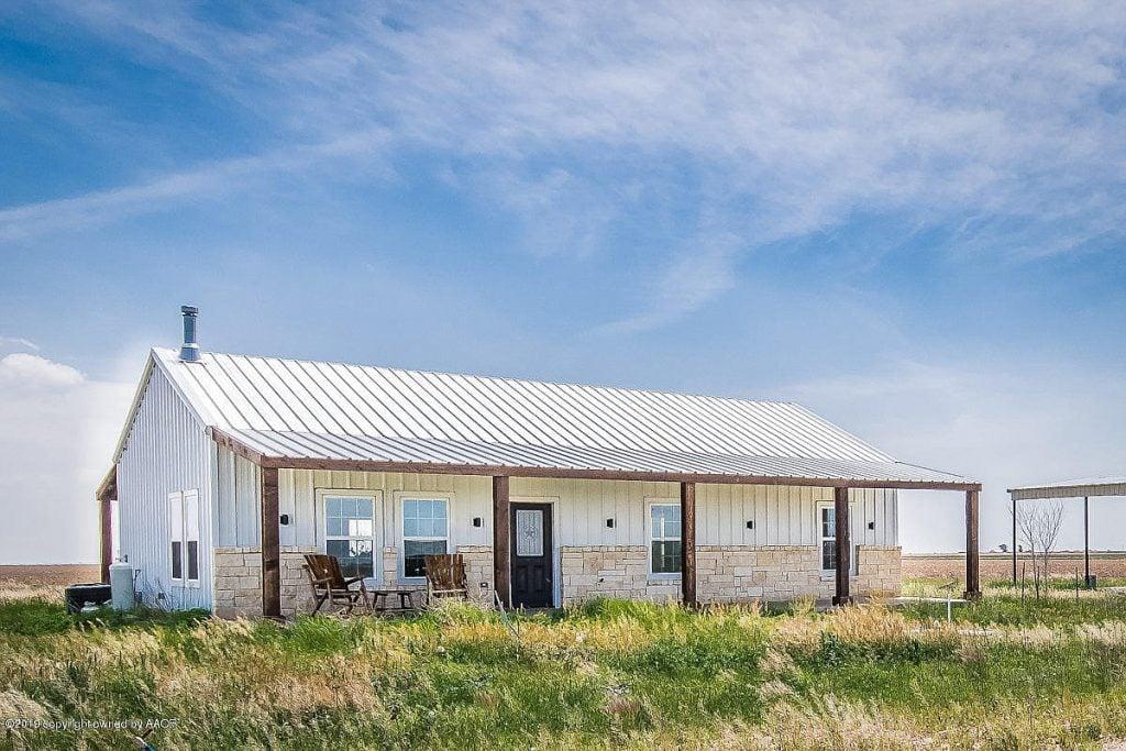 Canyon Texas Barndominium For Sale