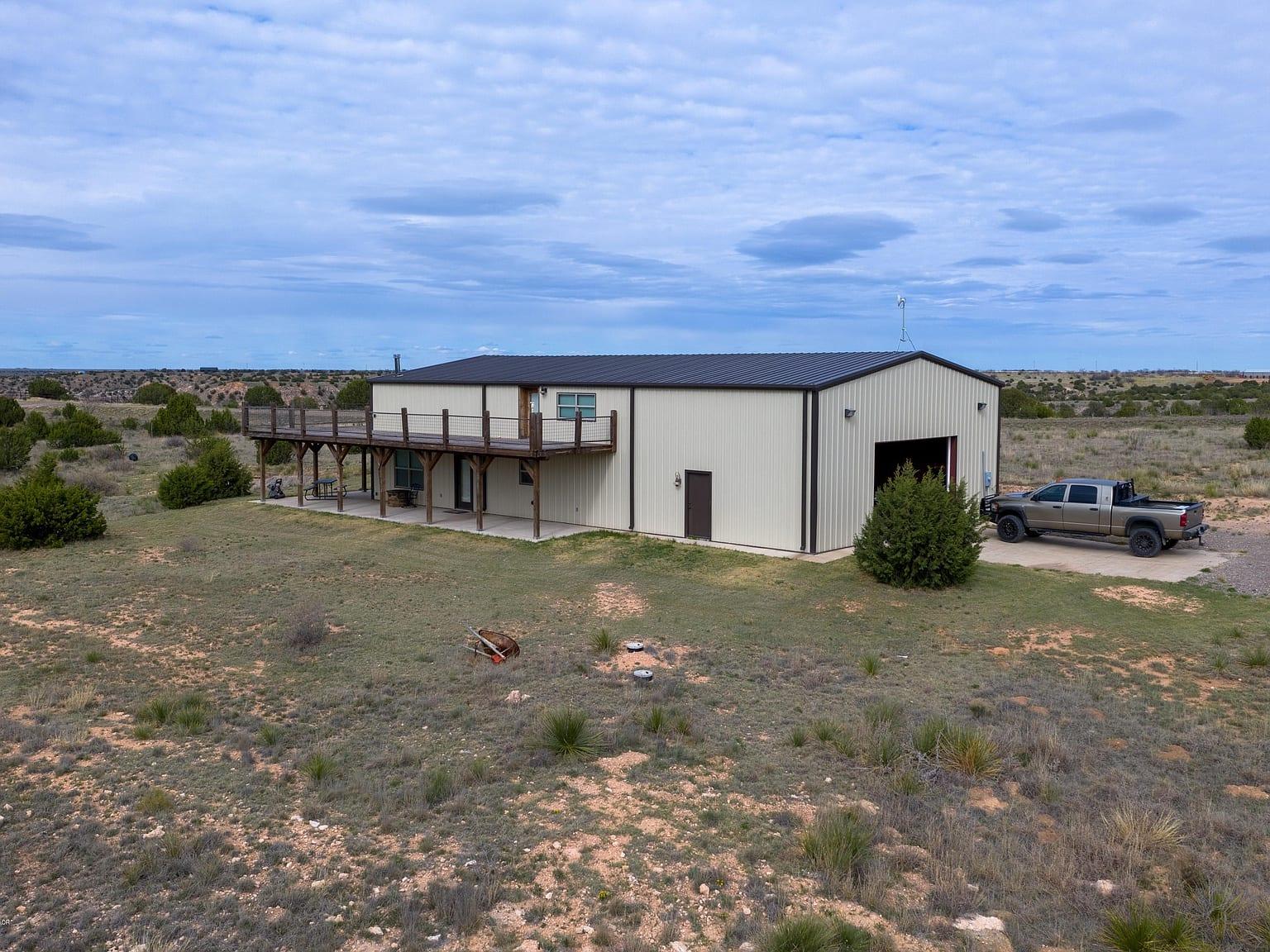 Amarillo Texas Barndominium