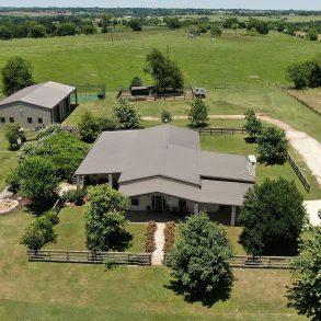 Brenham, Texas Custom Barndo