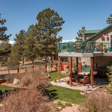 Westcliffe Colorado Barndominium For Sale