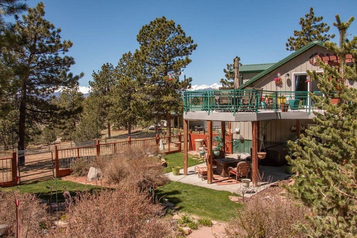 Westcliffe Colorado Barndominium For Sale
