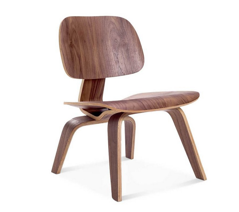 Eames Molded Plywood Chair Replica by Eternity-Modern