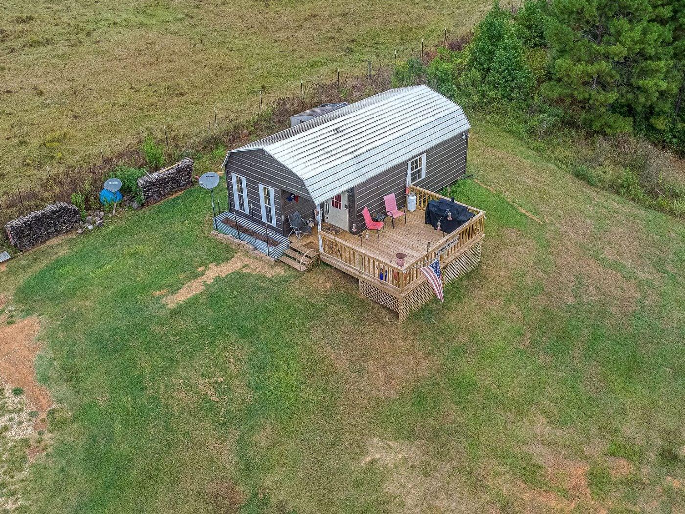 Pollok Texas Tiny House For Sale
