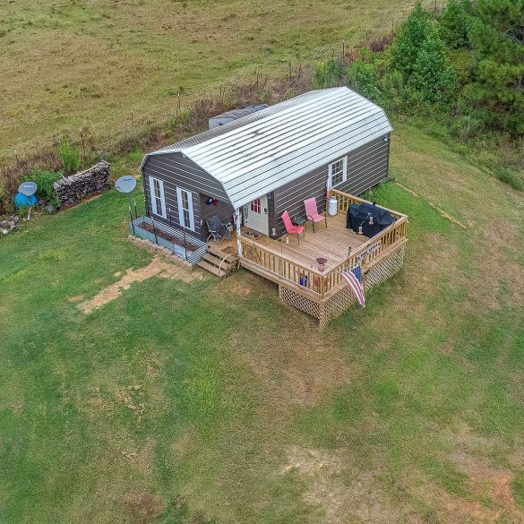 Pollok Texas Tiny House For Sale